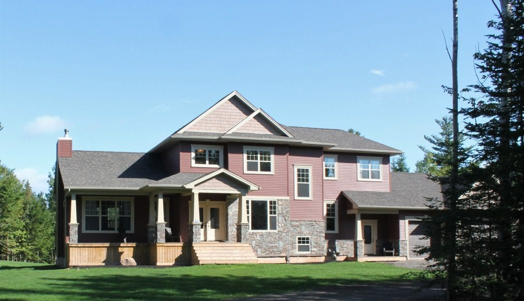 award winning custom home builder dieppe beautiful house design r2000 energy efficient build